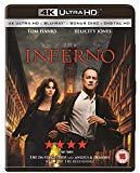 Inferno (4K Ultra HD Blu-ray + Blu-ray + Blu-ray Bonus Disc) [2016]