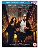 Inferno [Blu-ray] [2016] Blu Ray