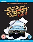 Smokey and the Bandit 1, 2 & 3 - The Complete Collection [Blu-ray]