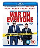 War On Everyone [Blu-ray]