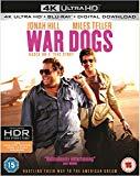 War Dogs (4K Ultra HD Blu-ray) Blu Ray