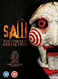 Saw 1-7 Box Set [DVD] [2016]