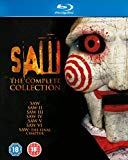 Saw 1-7 Box Set [Blu-ray] [2016]