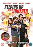 Keeping Up With The Joneses DVD