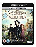 Miss Peregrine's Home for Peculiar Children (4K Blu-ray + Digital HD UV Copy) [2016]
