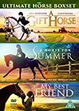 The Ultimate Horse Boxset [DVD]