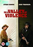 In a Valley of Violence (DVD + Digital Download) [2017] DVD