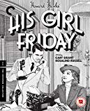 His Girl Friday [The Criterion Collection] [Blu-ray] [1941] Blu Ray
