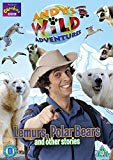 Andy's Wild Adventures - Lemurs, Polar Bears and other stories [DVD]