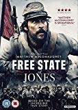 Free State of Jones [DVD] [2016]