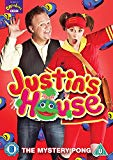 Justin's House: The Mystery Pong [DVD]