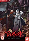 Berserk: The Golden Age Arc Movie Collection [DVD]