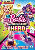 Barbie Video Game Hero (includes free 3D stickers)  [2017] DVD