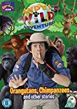 Andy's Wild Adventures - Orangutans, Chimpanzees and Other Stories [DVD]