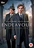 Endeavour Series 4  [2016] DVD