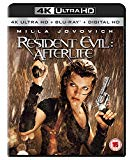 Resident Evil: Afterlife (4K Ultra HD + Blu-ray) [2010]