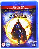 Marvel's Doctor Strange [Blu-ray 3D] [2016]