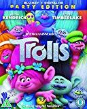 Trolls (4K UHD Blu-ray + Blu-ray) [2016] Blu Ray