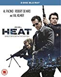 Heat (Remastered) [Blu-ray] [1995] Blu Ray
