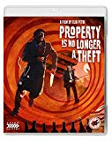 Property is No Longer a Theft [Blu-ray] [Region A & B]