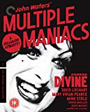 Multiple Maniacs [The Criterion Collection] [Blu-ray] [Region Free]