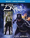 Justice League Dark with Mini Figure [Blu-ray] [2016]