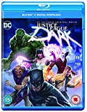 Justice League Dark [Blu-ray] [2016]