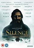 Silence [DVD] [2017]