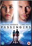 Passengers [DVD] [2017]