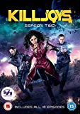 Killjoys - Season 2 [DVD]