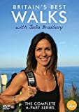 Britain's Best Walks with Julia Bradbury - 2017 (ITV) Series 2 DVD