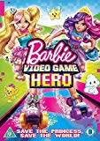 Barbie Video Game Hero DVD