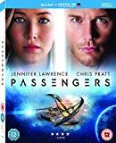 Passengers [Blu-ray] [2017] Blu Ray