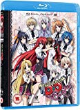 High School DxD Season 3 [Dual Format] [Blu-ray]