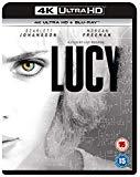 Lucy [Blu-ray] [2017]