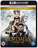The Huntsman: Winter's War [Blu-ray] [2017]