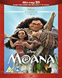 Moana [Blu-ray 3D] [2016]