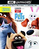 The Secret Life Of Pets [Blu-ray] [2017]