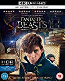 Fantastic Beasts and Where To Find Them [4K UHD] [2016] [Blu-ray] [2017]