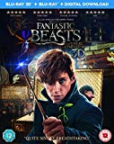 Fantastic Beasts and Where To Find Them [Blu-ray 3D] [2016] [2017] Blu Ray