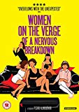 Women on The Verge Of A Nervous Breakdown [DVD] [2017]