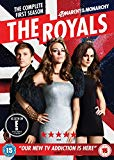 The Royals - Season 1 [DVD] [2015]