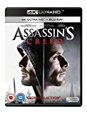 Assassin's Creed (4K UHD Blu-ray + Digital HD)