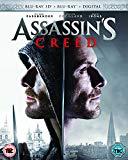 Assassin's Creed (Blu-ray 3D + Blu-ray + Digital HD)