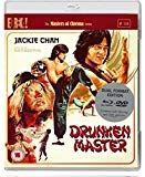 Drunken Master (1978) [Masters of Cinema] Dual Format (Blu-ray & DVD) edition Blu Ray
