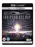 Independence Day: Theatrical And Extended Cut [4K Ultra HD Blu-ray + Digital Copy + UV Copy]