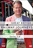 Great British Railway Journeys: Series 1-4 [DVD]