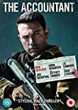 The Accountant [DVD] [2017]