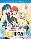 Hello! Kinmoza! Complete Season 2 Blu-ray/DVD Combo Blu Ray