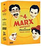 The 4 Marx Brothers At Paramount 1929 - 1933 [Blu-ray]